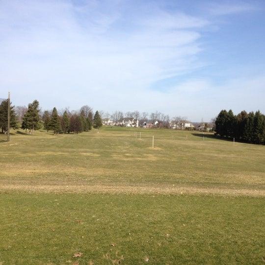 Photo taken at Penn State Golf Courses by Matt Z. on 3/15/2012