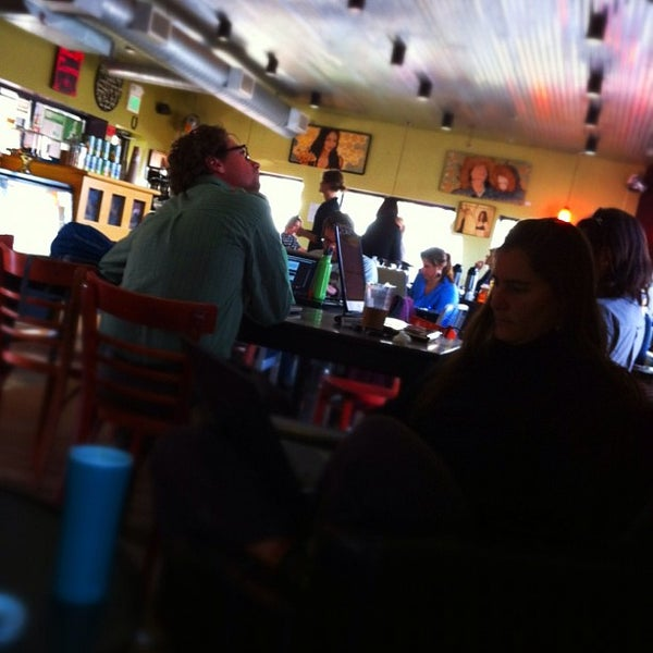 Photo taken at Folsom St. Coffee Co. by Chris W. on 1/31/2012