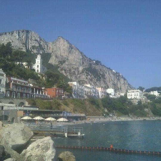 Foto scattata a Marina Grande da Giosuè I. il 8/15/2011