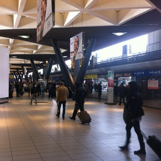Photo taken at Napoli Centrale Railway Station (INP) by Andrea F. on 5/22/2012