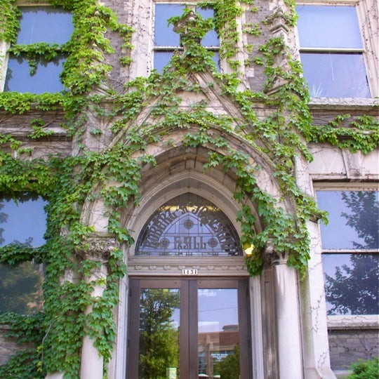 Opened in 1907, Johnston Hall is Marquette University's very first building on the campus. The five-story Gothic-style academic hall is named for benefactor Robert A. Johnston (1846-1907).