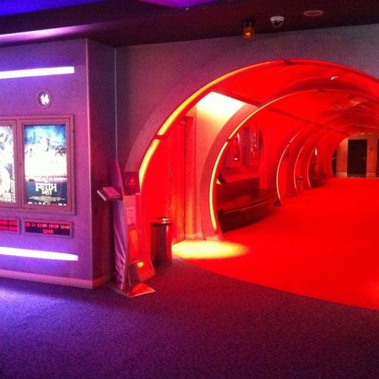 2/23/2012 tarihinde Alp A.ziyaretçi tarafından Spectrum Cineplex'de çekilen fotoğraf