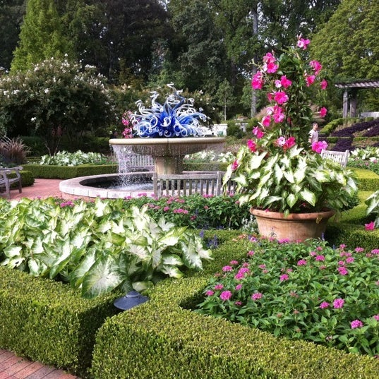 Photo taken at Atlanta Botanical Garden by Brian W. on 9/8/2011