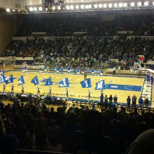 Photo taken at Memorial Coliseum by Beth K. on 12/21/2011