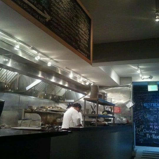 Photo taken at Blue Collar by Buena Vista Supper Club on 1/17/2012