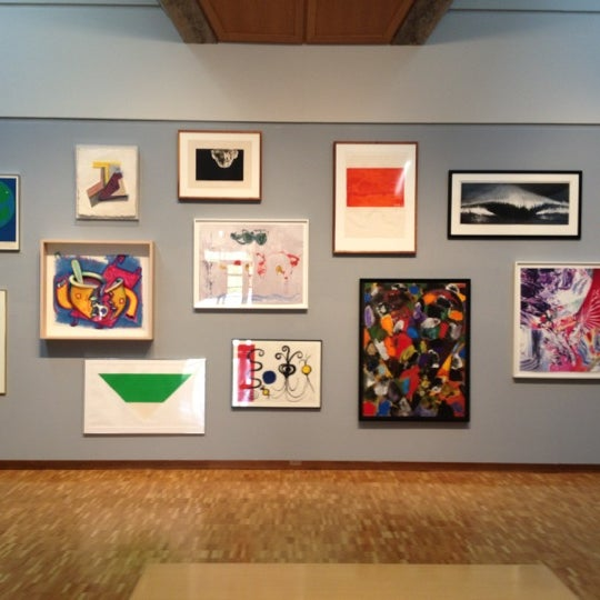 Photo taken at Haggerty Museum of Art by Annie on 8/4/2012