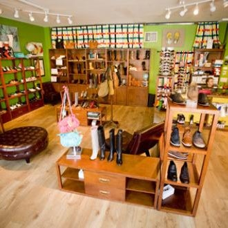 This Williamsburg boutique specializes in off-the-radar kicks by designers big and small, including Sperry, Pink Studio, Justin and the inimitable Jeffrey Campbell.