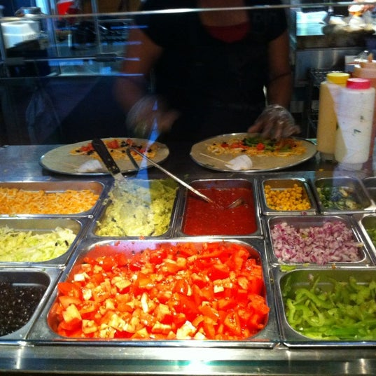 Photo taken at Burrito Boyz by Ally L. on 7/25/2012