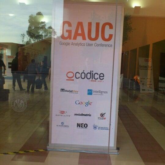 Foto tomada en Tecnológico de Monterrey por Isidro E. el 4/25/2012