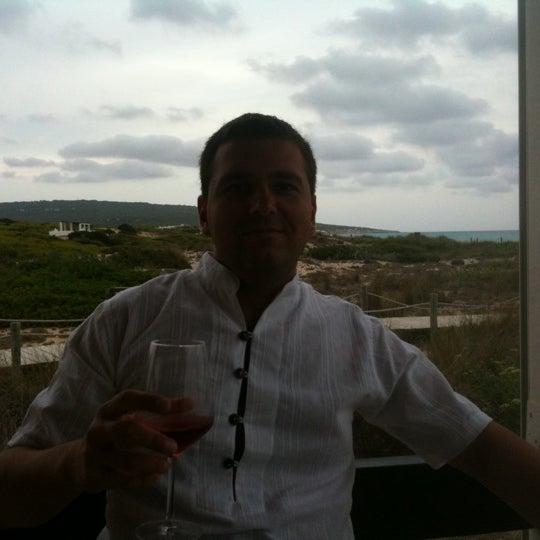 Photo taken at Vogamari by Ayse Y. on 8/29/2011