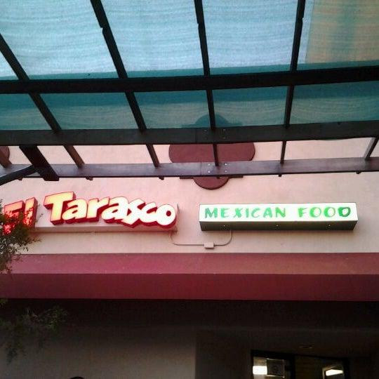 Foto tomada en El Tarasco por Otto M. el 1/22/2012