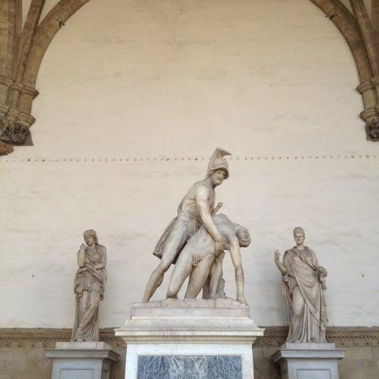 Photo taken at Uffizi Gallery by Mincheol K. on 9/7/2012