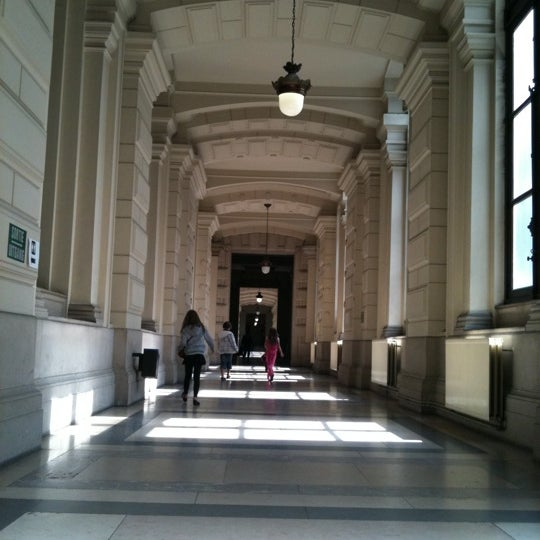 Photo taken at Palace of Justice by Willy C. on 8/8/2011