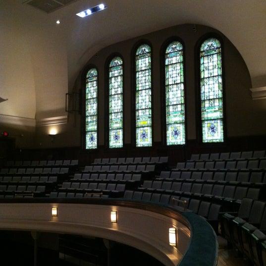 Photo taken at Hochstein School of Music & Dance by Nina T. on 3/29/2012