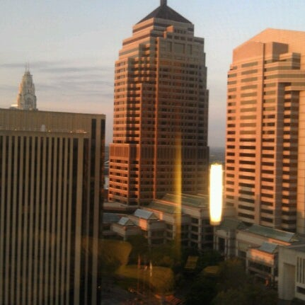 Photo taken at Hyatt Regency Columbus by Cruce S. on 9/6/2012