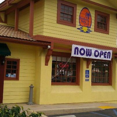 Broken Yolk Cafe San Diego