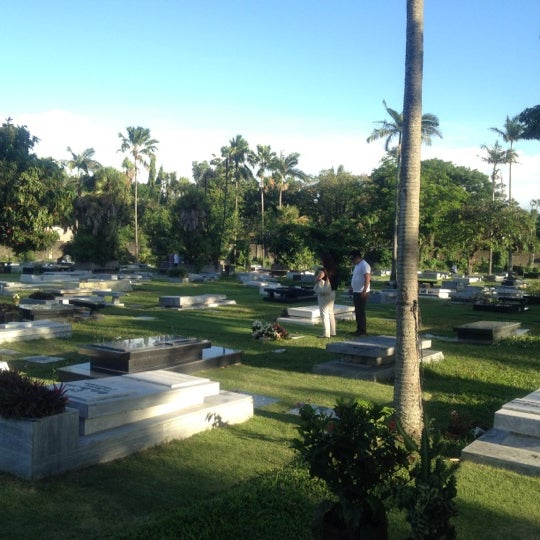 Photo taken at Manila Memorial Park by Francis M. on 4/10/2012