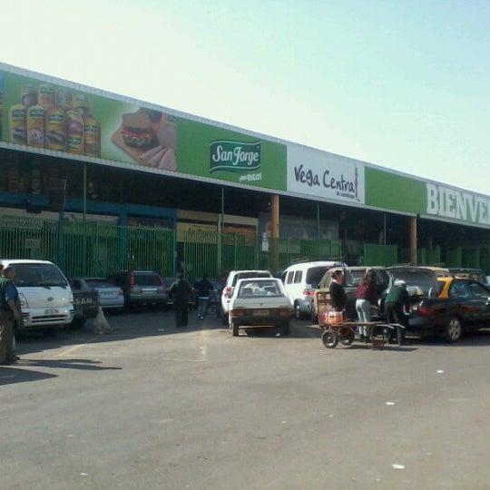 Foto tomada en Vega Central por Lorena C. el 7/28/2012