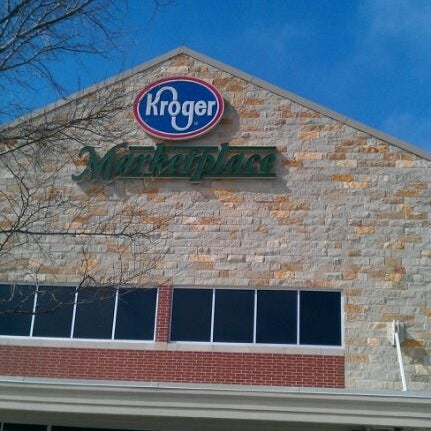 Photo taken at Kroger Marketplace by Edward on 2/19/2012