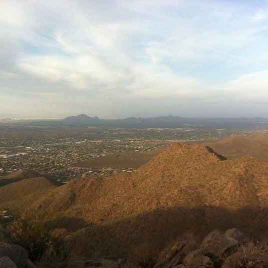 Photo taken at Sunrise Peak by D T. on 10/6/2011