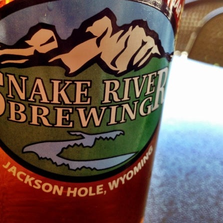 Photo taken at Snake River Brewery & Restaurant by Drew M. on 6/23/2012