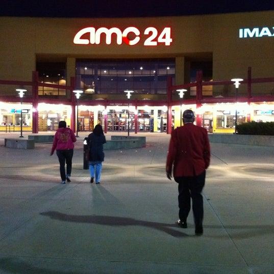 Photo taken at AMC Hampton Towne Centre 24 by Bill C. on 12/15/2011