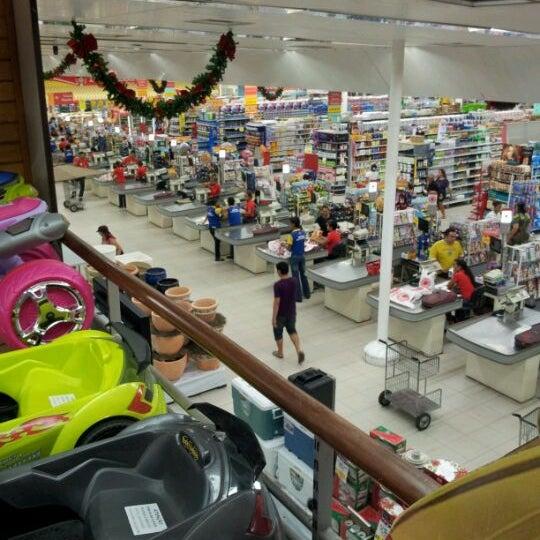 Photo taken at Yamada Plaza by Hinton B. on 11/16/2011