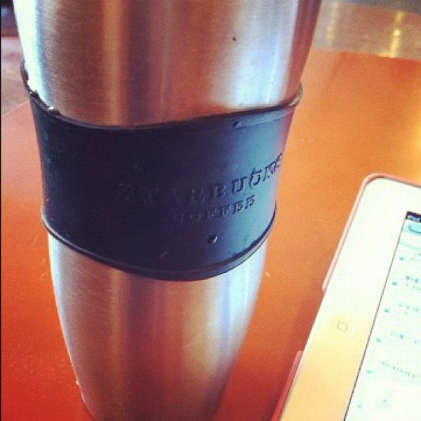 Photo taken at Starbucks by bluewhale on 5/13/2012