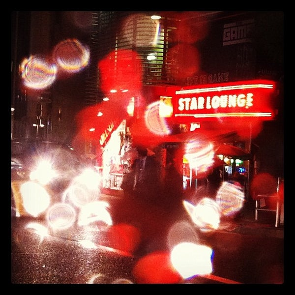 Photo taken at Star Lounge by hapi3 a. on 10/21/2011