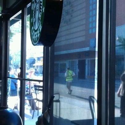 Photo taken at Starbucks by Jon J. on 4/7/2012