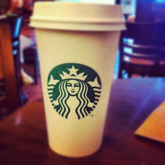 Photo taken at Starbucks by Darren W. on 7/16/2012