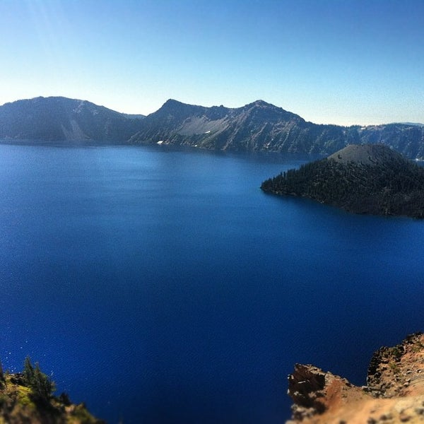 Photo taken at Crater Lake National Park by Steven S. on 8/24/2012