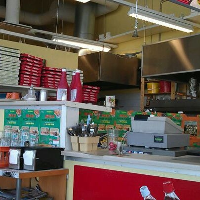 Foto diambil di Mega Pizza & Kebab oleh Herkko V. pada 2/29/2012