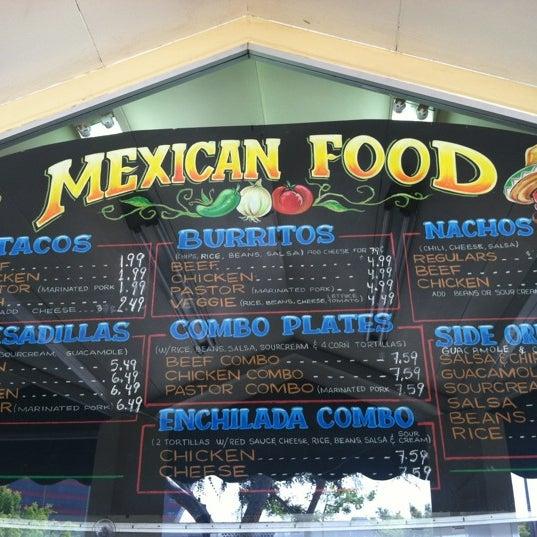 Photo taken at LA Buns & Co. by Elissa A. on 5/12/2012