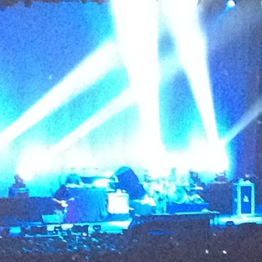Photo taken at Allstate Arena by Dwight P. on 8/16/2012
