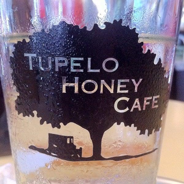 Photo taken at Tupelo Honey by Justin B. on 9/1/2012