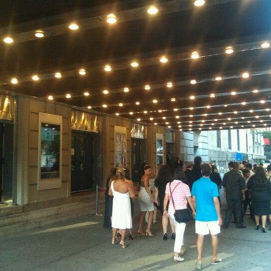 Photo taken at Hammerstein Ballroom by Tom S. on 7/12/2012