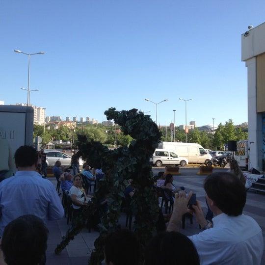 Photo taken at Bilkent Center by Galip Hasan G. on 6/10/2012