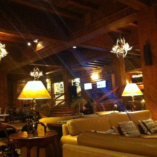 Foto tomada en Llao Llao Hotel & Resort por Aldo D. el 5/27/2012