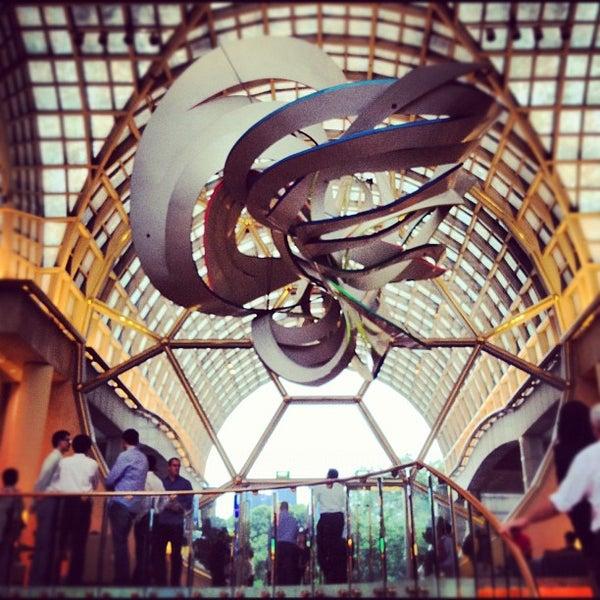 Photo taken at The Ritz-Carlton Millenia Singapore by Jonathan B. on 3/14/2012