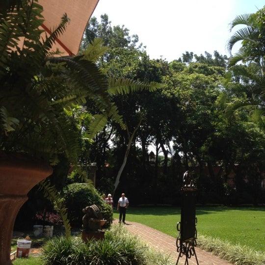 Photo taken at Hotel & SPA Hacienda de Cortés by Ernesto C. on 6/9/2012