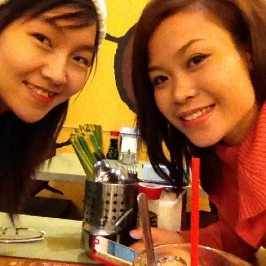 Photo taken at Gigi Sushi Bar by Bunny on 5/23/2012