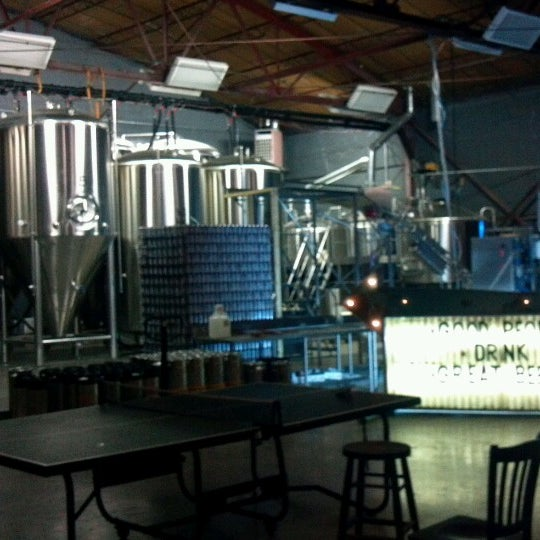 Photo taken at Good People Brewing Company by Scott M. on 7/4/2012