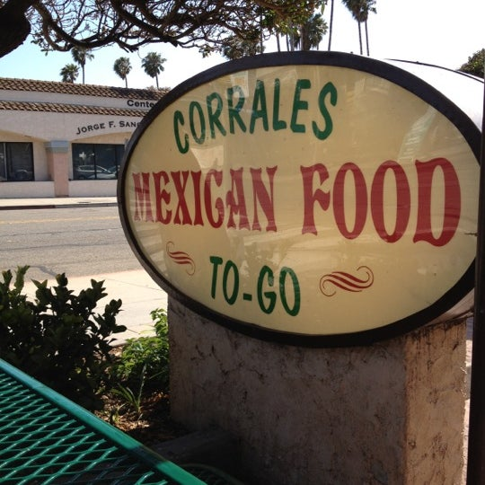 Mexican Restaurant In Ventura County