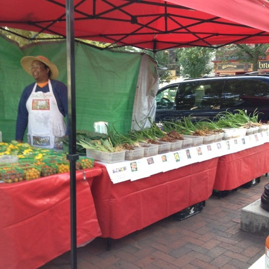 Photo taken at Dane County Farmers' Market by SoYoung C. on 8/18/2012