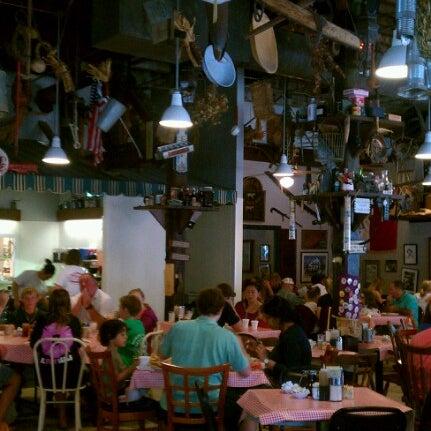 Photo taken at Big Ed's City Market Restaurant by Debby C. on 8/12/2012