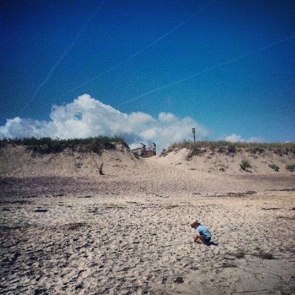 Plum Island Beach: Plum Island Nature Reserve