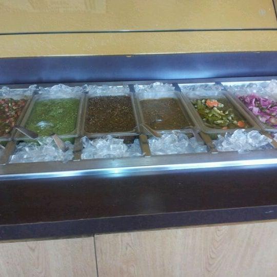 Mikasa Mexican Food Menu