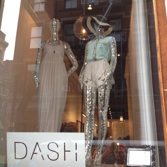 Photo taken at Dash NYC by Lacey D. on 5/25/2012