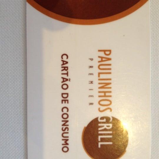 Foto tirada no(a) Paulinho's Grill por AndrePaulo T. em 8/20/2012